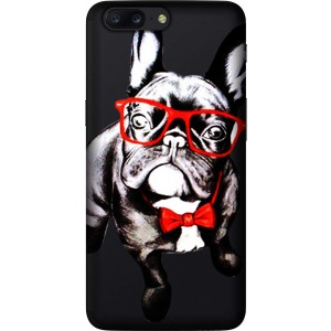 Wicked BullDog Clear Case for OnePlus 5