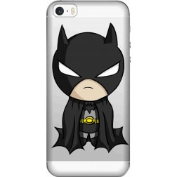 Batman Clear Case for Apple iPhone 5s