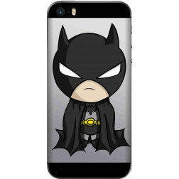 Batman Clear Case for Apple iPhone 5