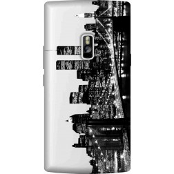 New York City Clear Case for Oneplus 2