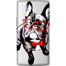 Wicked bulldog Clear Case for Oneplus 2