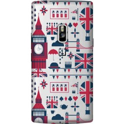 Big Ben London Clear Case for Oneplus 2