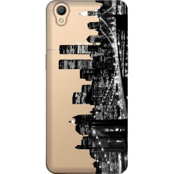 New York City Clear Case for Oppo A37