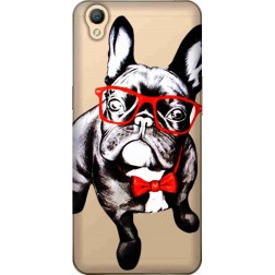 Wicked Bulldog Clear Case for Oppo A37