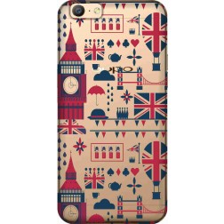 Big Ben London Clear Case for Oppo A57