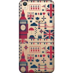 Big Ben London Clear Case for Oppo f1 Plus