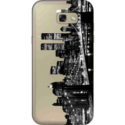 New York City Clear Case for Samsung Galaxy A7 2017