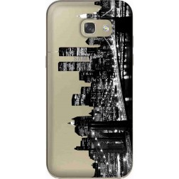 New York City Clear Case for Samsung Galaxy A5 2017