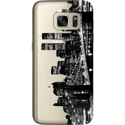 New York City Clear Case for Samsung Galaxy S7
