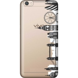 London City Clear Case for Vivo V5
