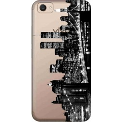 New York City Clear Case for Vivo V5 Plus