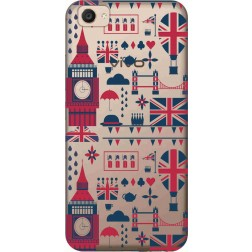 Big Ben London Clear Case for Vivo V5 Plus