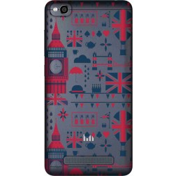 Big Ben London Clear Case for Xiaomi Redmi 4A