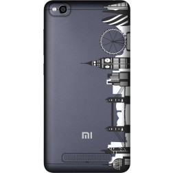 London City Clear Case for Xiaomi Redmi 4A