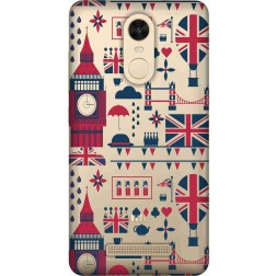 Big Ben London Clear Case for Xiaomi Redmi Note 3